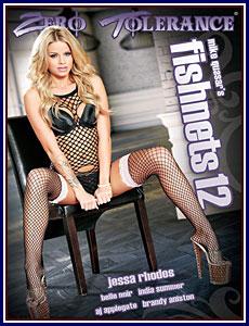 Fishnets 12 Porn DVD