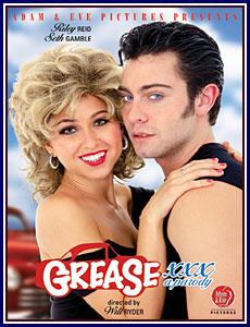 Grease XXX A Parody Porn DVD