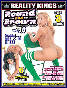 Round and Brown 30 Porn DVD