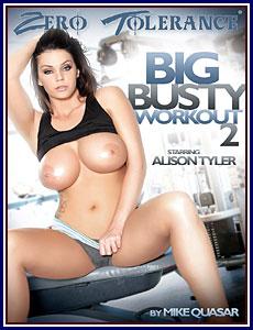 Big Busty Workout 2 Porn DVD