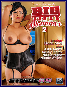 Big Titty Mommas's 2 Porn DVD