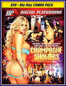 Champagne Showers Porn DVD