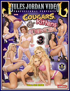 Cougars Kittens and Cock 3 Porn DVD