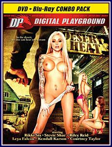 Desert Heat Porn DVD