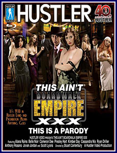 This Ain't Boardwalk Empire XXX Blu-Ray Porn DVD