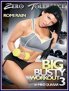 Big Busty Workout 3 Porn DVD