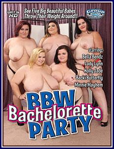 bbw porn party