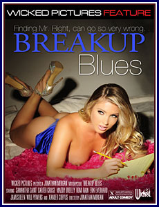 Break Up Blues Porn DVD