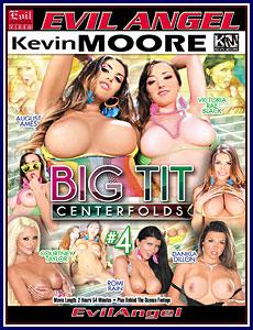 Big Tit Centerfolds 4 Porn DVD
