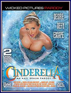 Cinderella XXX: An Axel Bruan Parody Porn DVD