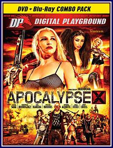 Apocalypse X Porn DVD