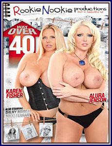 Way Over 40 Porn DVD