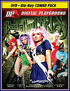 Bubble Gum Girls Porn DVD