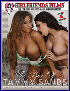 The Best of Tammy Sands Porn DVD
