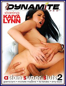 Asian Super Sluts 2 Porn DVD