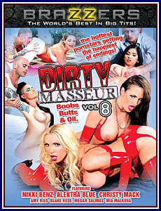 Dirty Masseur 8 Porn DVD