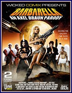 Barbarella XXX: An Axel Braun Parody Porn DVD