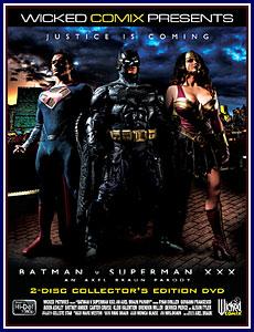Batman V Superman XXX: An Axel Braun Parody Porn DVD