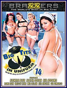 Big Tits In Uniform 14 Porn DVD