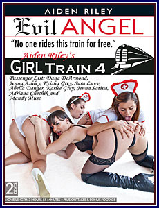 Aiden Riley's Girl Train 4 Porn DVD