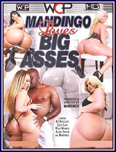 Mandingo Loves Big Asses Porn DVD