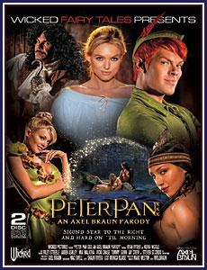 Peter Pan XXX: An Axel Braun Parody Porn DVD