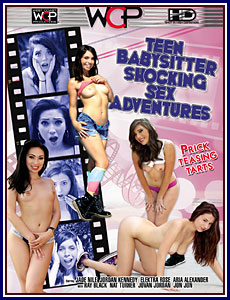 Teen Babysitter Shocking Sex Adventures Porn DVD