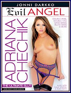 Adriana Chechik The Ultimate Slut Porn DVD