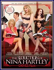 The Seduction of Nina Hartley Porn DVD