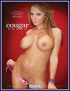 Cougar Crush Porn DVD