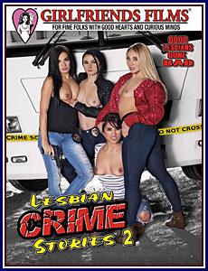 Lesbian Crime Stories 2 Porn DVD