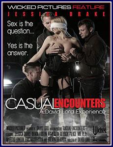 Casual Encounters Porn DVD