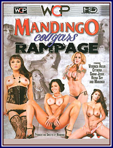 Mandingo Cougars Rampage Porn DVD