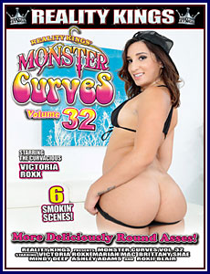 Monster Curves 32 Porn DVD