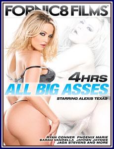 All Big Asses Porn DVD