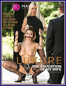 Luxure The Education of My Wife Porn DVD
