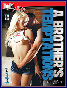 A Brother's Temptations Porn DVD