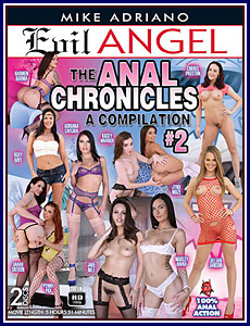 The Anal Chronicles 2 Porn DVD