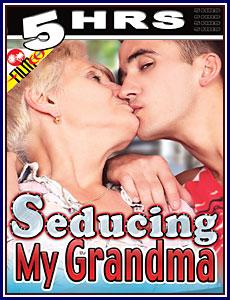 Seducing My Grandma 5 Hrs Porn DVD