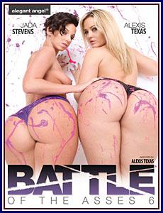 Battle of the Asses 6 Porn DVD