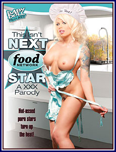 This Isn't Next Food Network Star: A XXX Parody Porn DVD