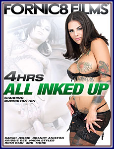All Inked Up Porn DVD