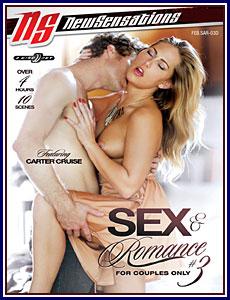 Sex and Romance 3 Porn DVD