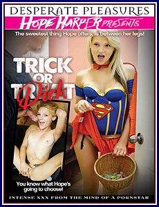 Trick or Dick Porn DVD