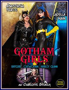 Gotham Girls Porn DVD