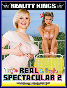 They're Real and They're Spectacular 2 Porn DVD