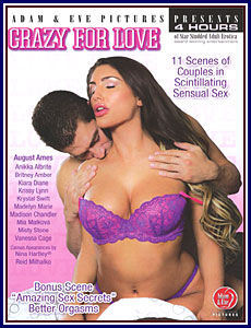 Crazy For Love Porn DVD
