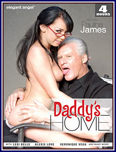 Daddy's Home Porn DVD