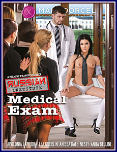 Russian Institute Lesson 22 Porn DVD