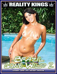Brazil Gone Wild 2 Porn DVD